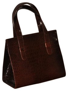 Bruno Magli Satchel in Brown