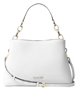 Michael Kors Portia Large Saffiano Leather Shoulder Bag