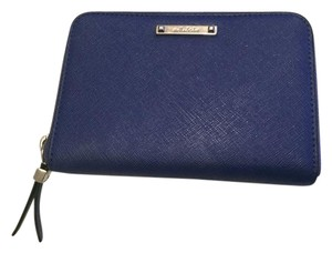 Stella & Dot Blue Statement Cobalt Clutch