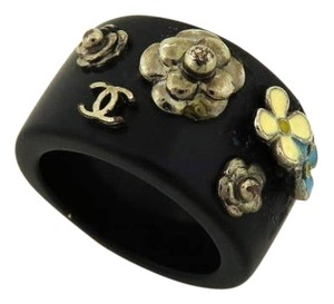 Chanel 02A Camellia Ring 208336