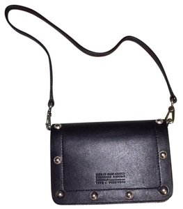 Marc by Marc Jacobs Wristlet in Black And Silver