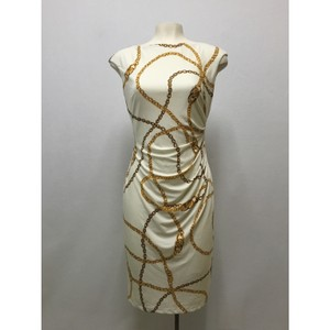 Ralph Lauren Chain Link Dress