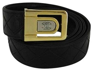 Chanel CC Logo Belt 105/42 208137