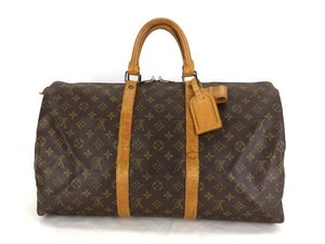 Louis Vuitton Duffle Travel Bag