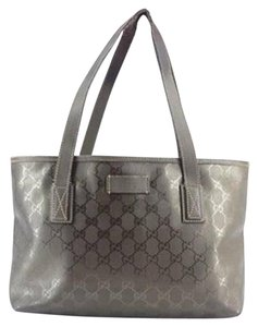 Gucci Shopper Tote in Taupe