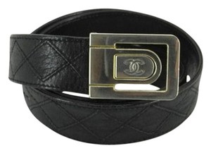 Chanel Quilted CC Belt 110/42 208119