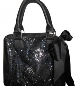 Xhilaration Purse With Bow Sequin Shoulder Bag