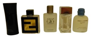 Fendi Men's MINI Cologne Collection