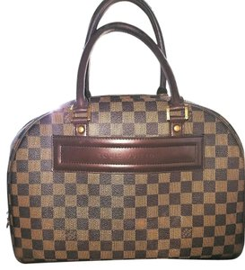 Louis Vuitton Speedy 35 Speedy30 Speedy 30 Satchel in Damier Ebene