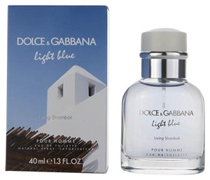 Dolce&Gabbana D&G Light Blue Living Stromboli Men's edt 40 ml