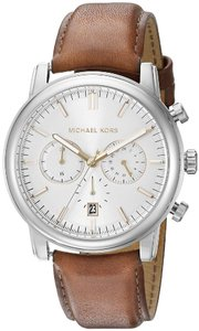 Michael Kors Michael Kors Men's Brown Pennant Watch MK8372