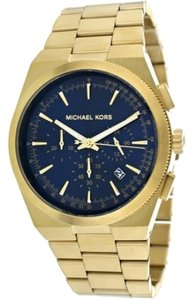 Michael Kors Michael Kors Men's Gold-Tone Brooks Watch MK8338