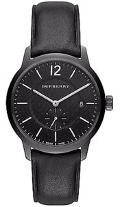 Burberry Burberry Men's The Classic Round Watch BU10003