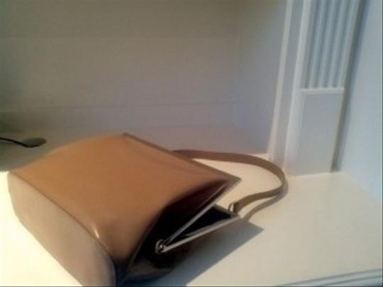 INC International Concepts Tan/Taupe Clutch