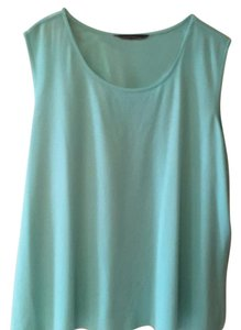 Ming Wang Top Mint green