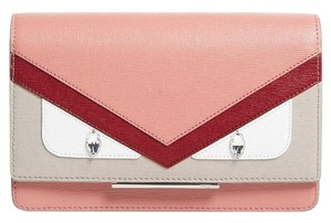 Fendi Woc Wallet Monster Bug Cross Body Bag