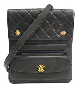 Chanel Travel Tote Shoulder Bag
