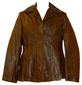 Wilsons Leather Olive Leather Jacket