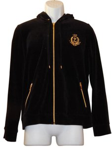 Lauren Ralph Lauren Hooded Gold Hardware Jacket