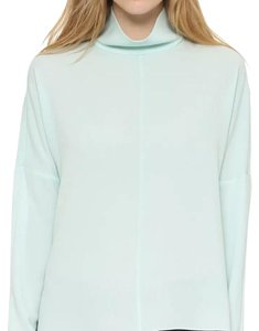 Tibi Top Mint green