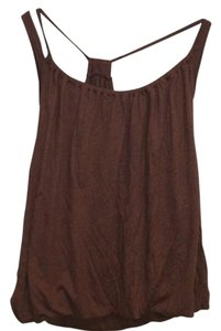 Diane von Furstenberg Top Brown