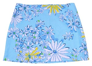 Lilly Pulitzer Skirt Daisy Dance All Over