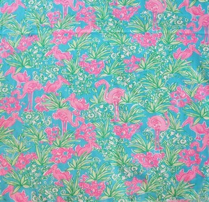 Lilly Pulitzer short dress Crystal Blue Snowbirds on Tradesy