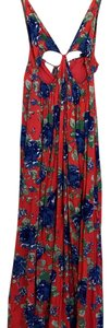Red Maxi Dress by Forever 21