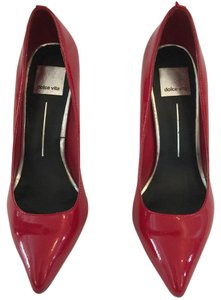 Dolce Vita Red Pumps