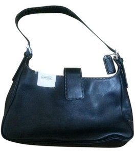 Coach New Leather Hobo 7789 Shoulder Bag