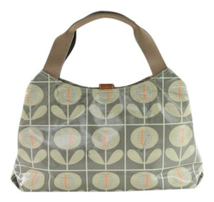 Orla Kiely Cotton Floral Shoulder Bag