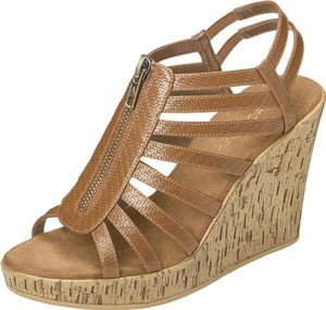 Aerosoles Sandals Gladiator Sandal Sandals Tan Wedges