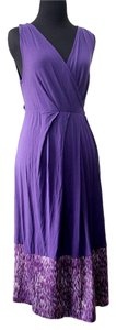 Liz Lange Maternity for Target short dress Purple on Tradesy
