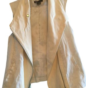 Vince Camuto Leather Vest