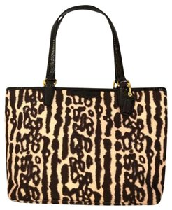Coach Ocelot New Gift Tote