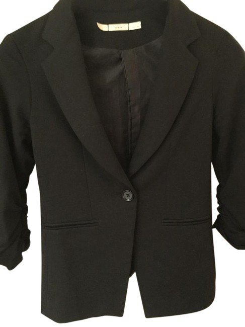 Preload https://item4.tradesy.com/images/gibson-black-pant-suit-size-4-s-19221718-0-2.jpg?width=400&height=650