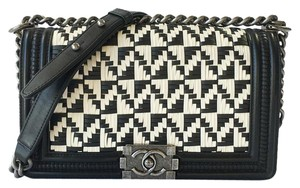 Chanel Medium Bristol Boy Shoulder Bag