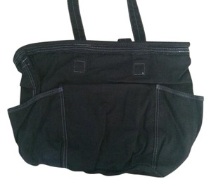Tote in Spirit Black