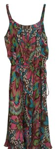 Multi-color Maxi Dress by MILLY