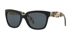 Prada PR 07PS 1AB5Z1 (color) Black Prada Polarized Sunglasses -FREE 3 DAY SHIPPING