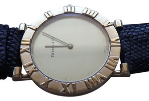 Tiffany & Co. unisex Tiffany & co 18k gold atlas watch