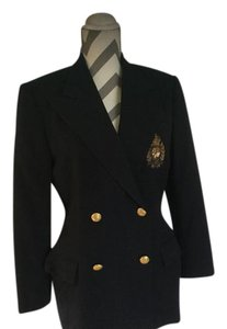 Ralph Lauren Coat Jacket Burberry Dark navy blue Blazer