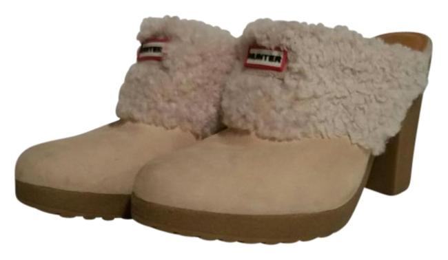 Item - Ivory Mules/Slides Size US 8 Regular (M, B)
