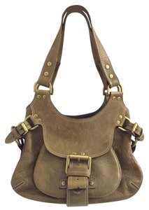 Mulberry Vintage Handbag Leather Shoulder Bag