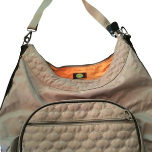 Mosey by Baggallini Beige Travel Bag