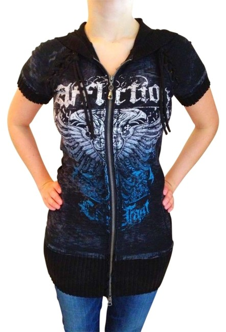 Preload https://img-static.tradesy.com/item/192236/affliction-black-sweatshirthoodie-size-8-m-0-0-650-650.jpg