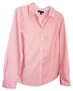 Lands' End Top Pink