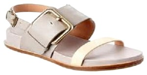 Sigerson Morrison taupe Sandals
