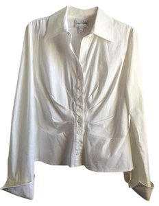 Joseph Ribkoff Top White