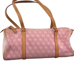 Dooney & Bourke Pink Travel Bag